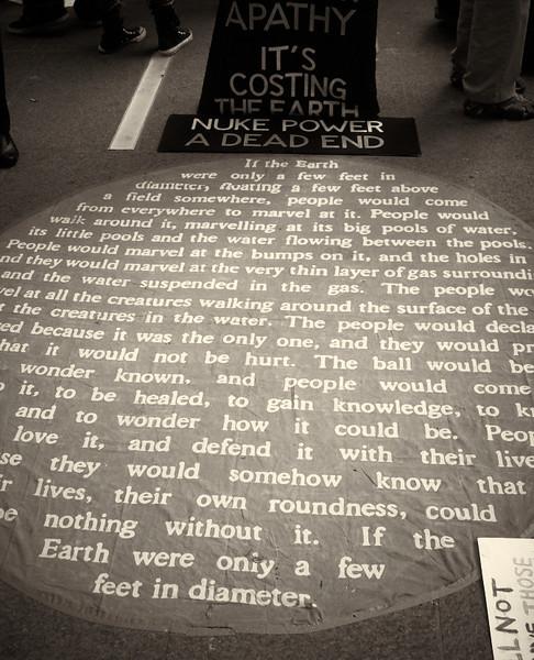 P9301961  #Occupy Wall Street b&w