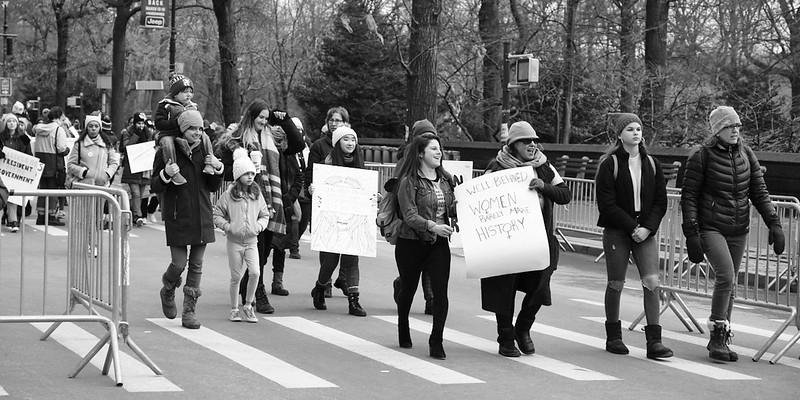 Women's March 1 2019