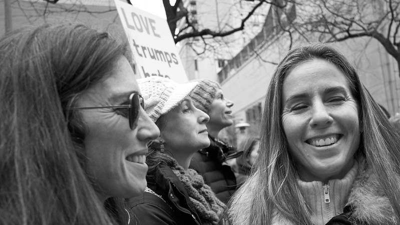 Women's March NYC  Jan 2017 _DSF6348 1