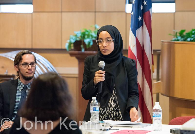 Jackson Heights Debates 6/21/18