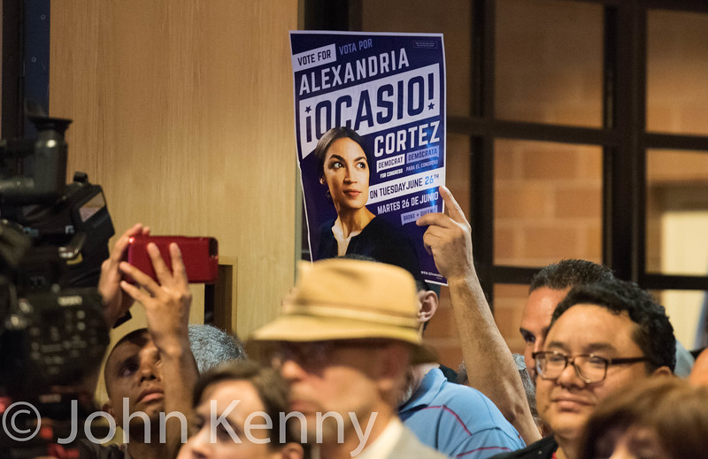 Jackson Heights Debates 6/21/18