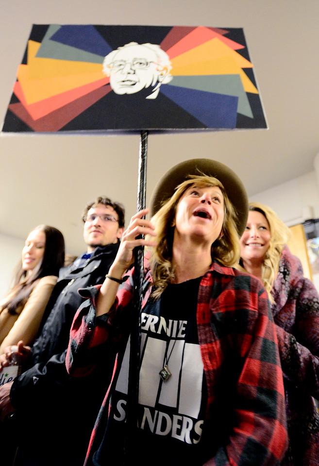Boulder County Democratic Caucus