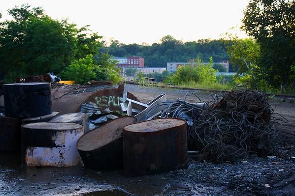 09.08.27 Demolition - Scrap Yard