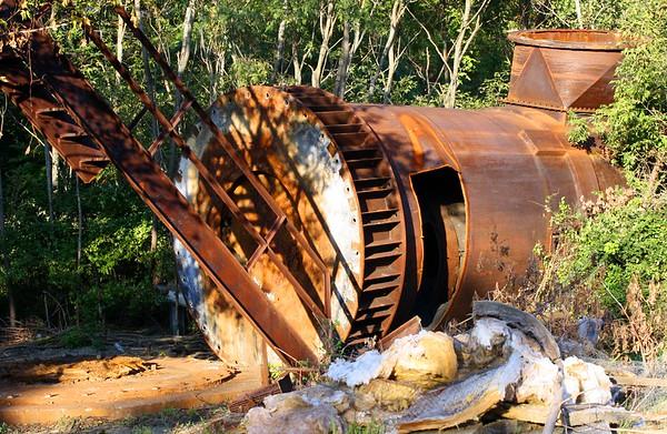 09.09.20 Demolition of smokestack - Bill Johnson