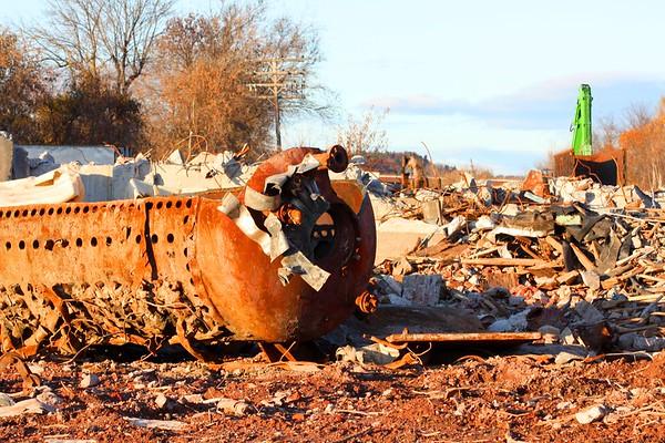 09.11.01 Demolition - Bill Johnson
