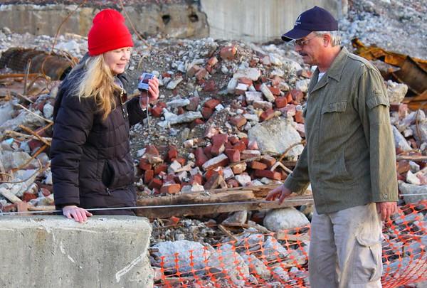 09.11.21 Demolition - Bill Johnson & Phyllis Von Hellrich