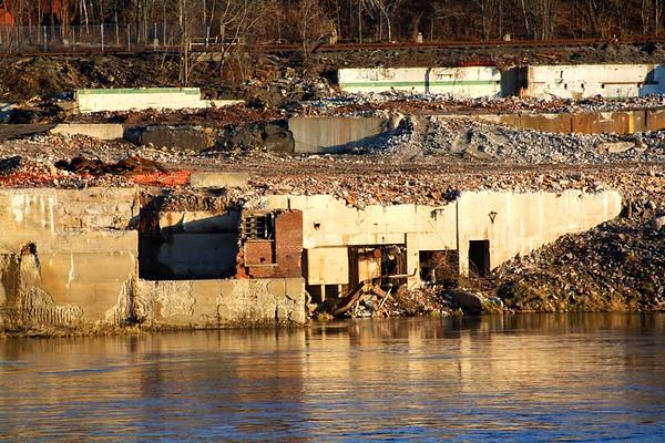 09.11.22 Demolition - Canal