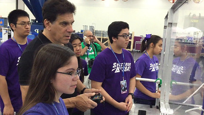 Spectrum FRC #3847 and Lou Ferrigno Incredible Hulk star