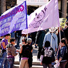 Iraq 4th Anniversary Peace Rally and March - San Francisco
