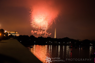 July 4th in DC - 2015