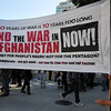 Afghanistan 10th Anniversary - Protest & Die-In - San Francisco