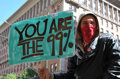 You Are The 99%