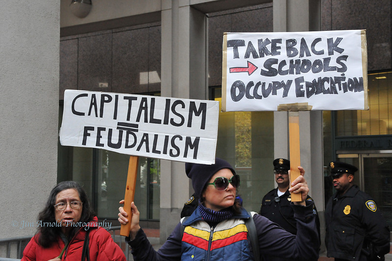 Occupy Education