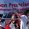 Olympic Torch Relay - San Francisco