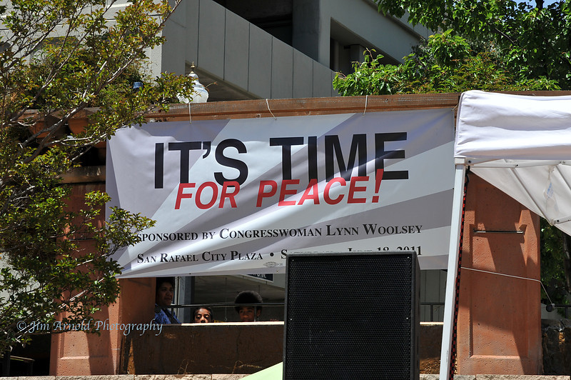 It's Time For Peace - San Rafael