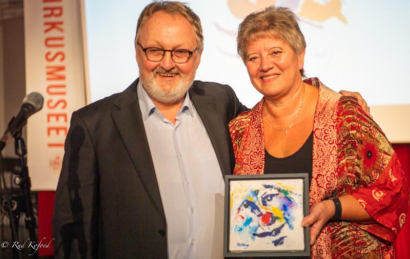 Til lykke med årets indsatspris til Hvidovres borgmester