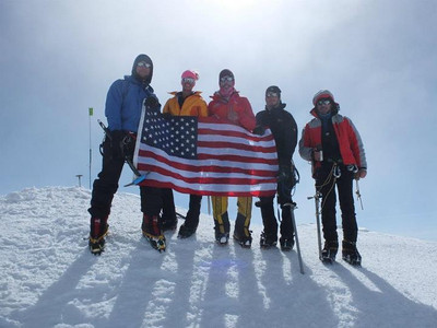Denali 2012 Climb to Fight Breast Cancer