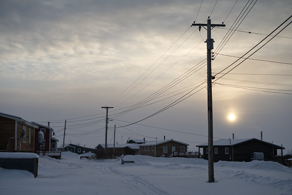 Deline, Northwest Territory.
