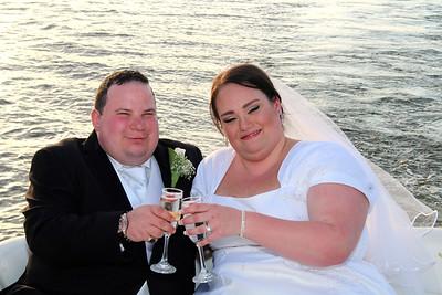 Denielle & James' Wedding