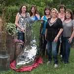Helen Combs, Donna Hall-Prince, Genna Wafzig, Kim Nichols, Carrie Paar Murphy and Dana Hummel.