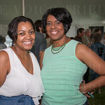 Erika Branch and Candace Faulkner.