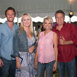 Chad Loy, LaVonne Cottrell and Billie Jean and Chris Bowles.