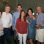 Bernadette and Jim Sadlo, Chris ad Suzanne Chase and Shannon ad Bill Musselman.