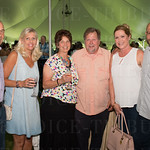 Bill and Dawn Reed, Missy and Bob Schack and Julie and Rolando Haddad.