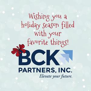 BCK Partners, Inc.