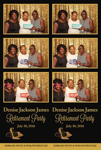 Denise's Retirement Party