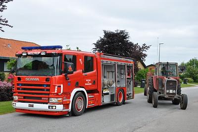 Volunteer Fire Brigade / Frivillige Brandværn