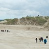 Sand dunes at Grenen, north of Skagen.