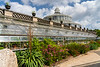 The Botanical Gardens greenhouse in Copenhagen, Denmark.