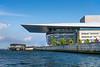 The Copenhagen Opera House on Holmen Island, Copenhagen, Denmark, Europe.