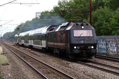 Denmark - Non Railtour