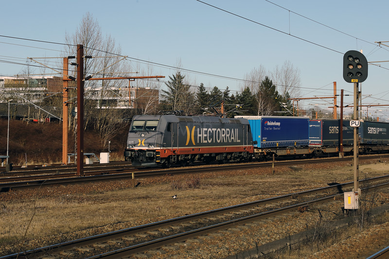 Hector Rail, 241 001 (91 74 6241 001-5 S-HCTOR) at Hoje Taastrup on 20th March 2018 (3)