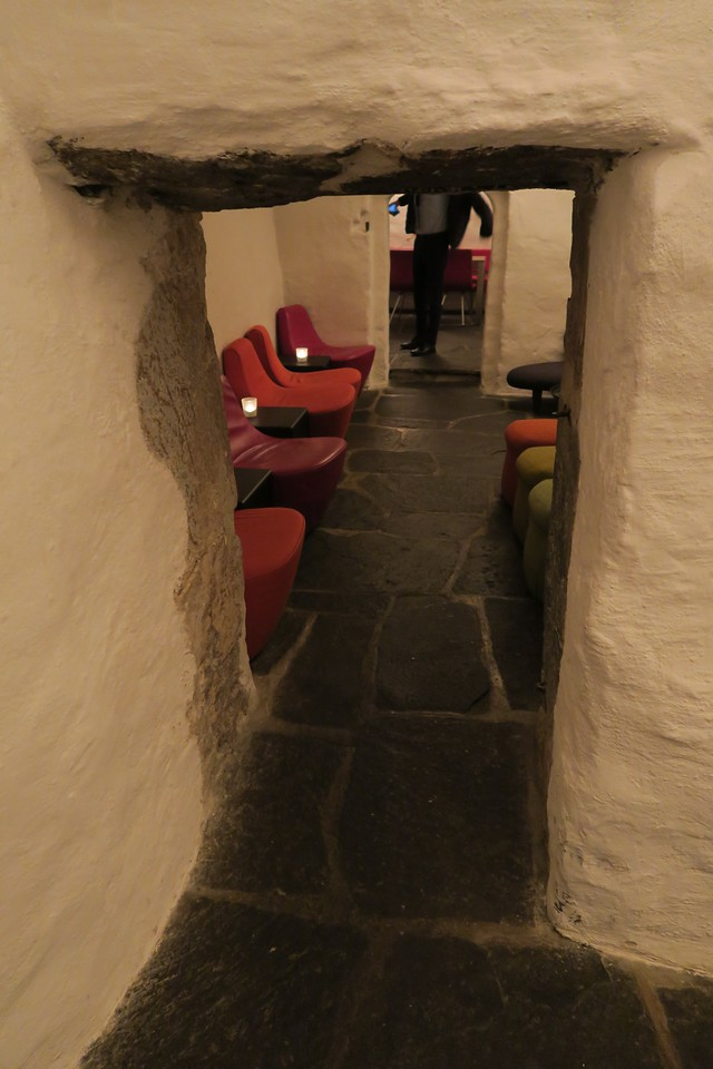 16th Century Wine Bar. Bergen, Norway