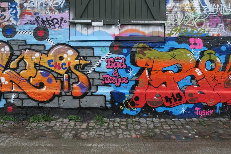 Copenhagen, Freetown