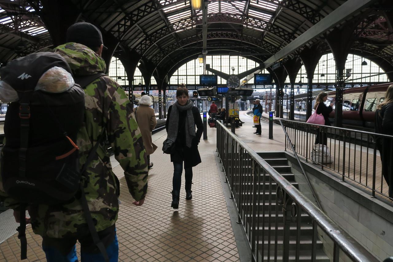 Copenhagen Train Station