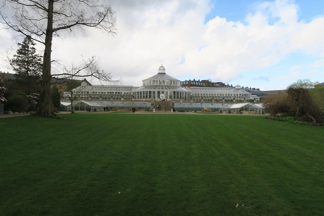 Copenhagen Botanical Garden