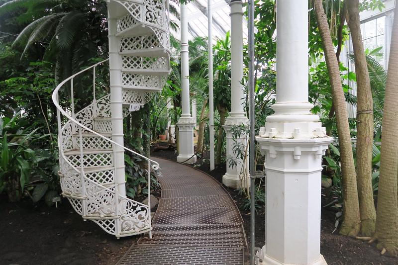 Copenhagen Botanical Garden, Palm House
