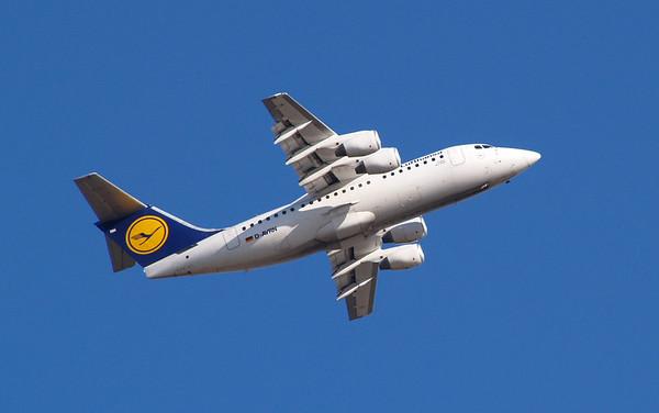 Airplanes at CPH
