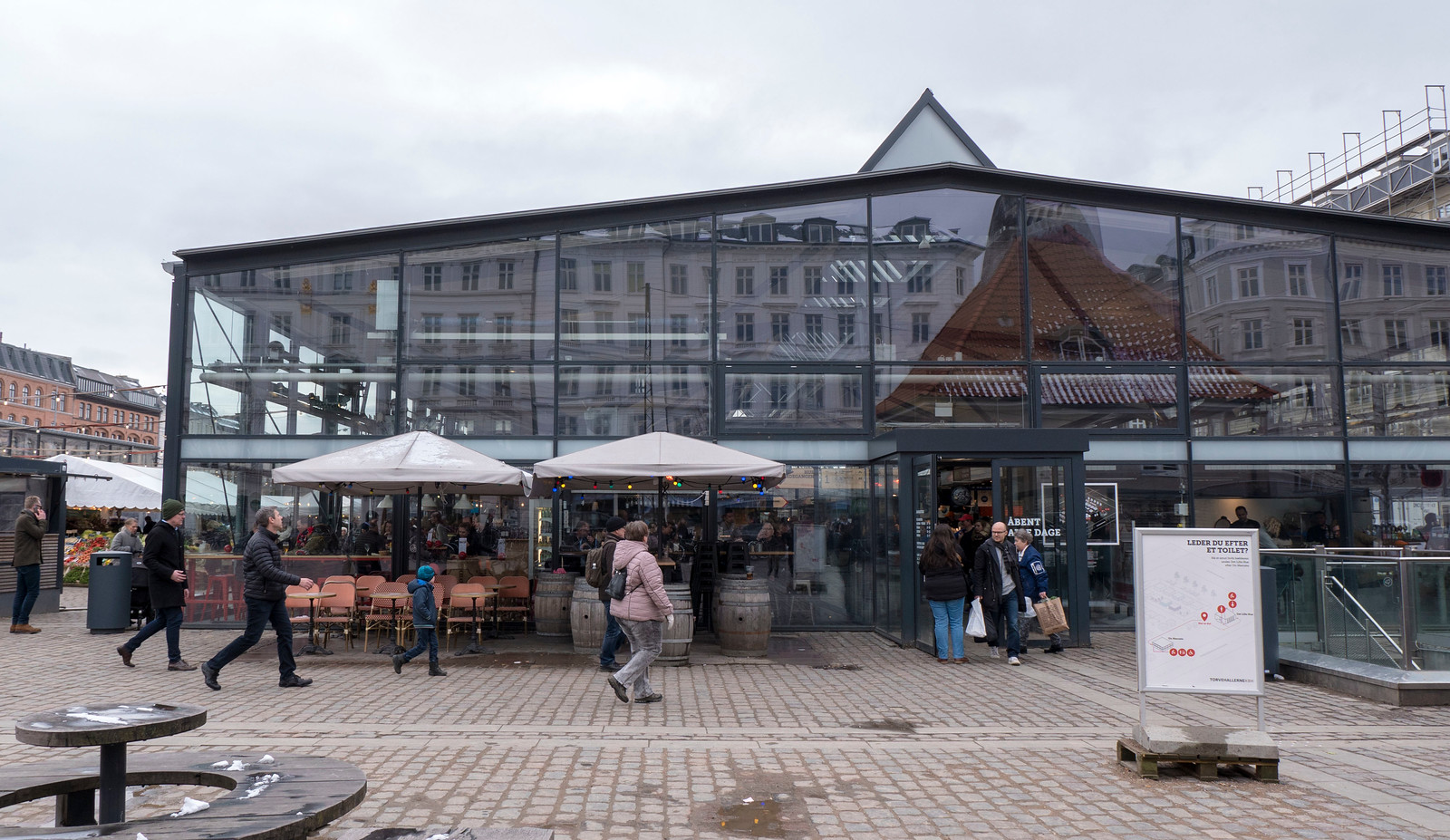 Torvehallern Food Market - Copenhagen itinerary - What to do in Copenhagen