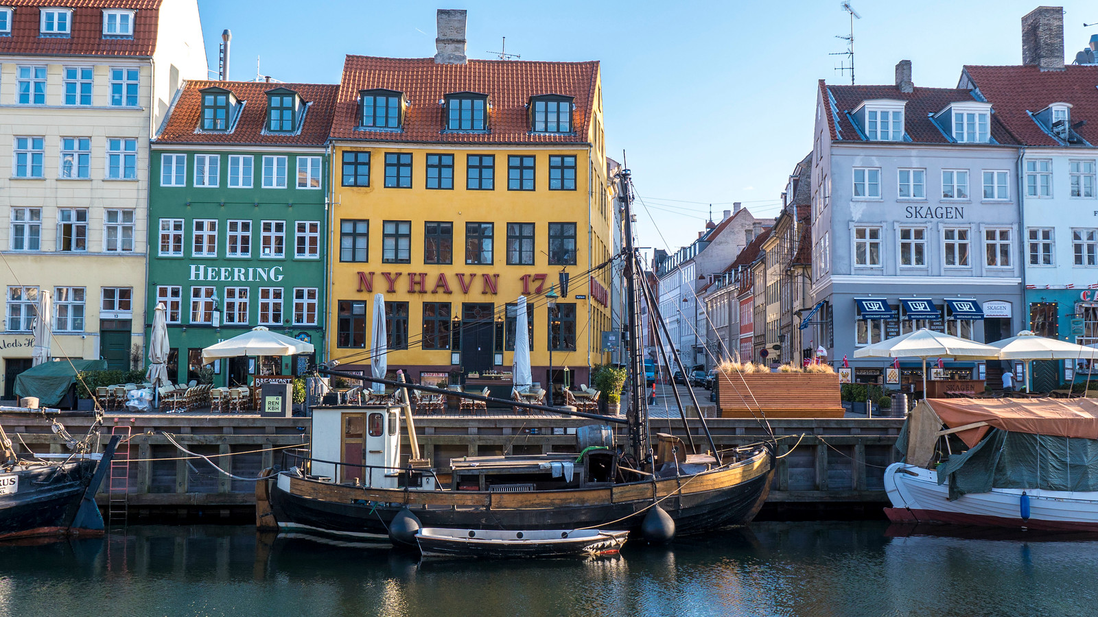 3 days in Copenhagen - Nyhavn - Famous and iconic Copenhagen attraction