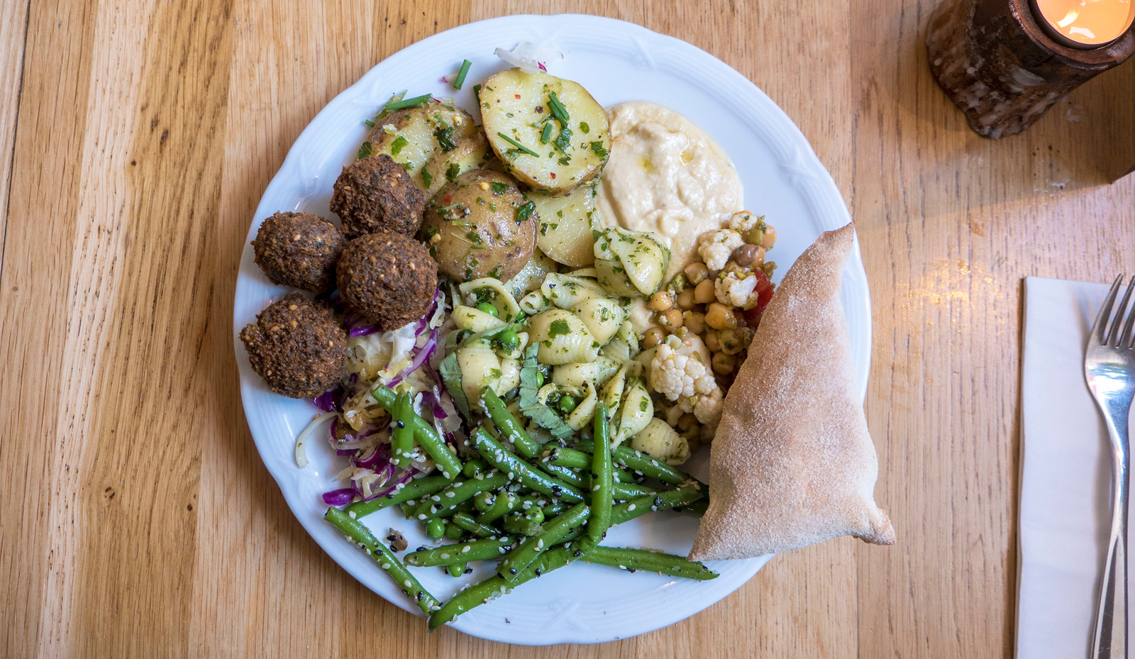 Riz Raz in Copenhagen - Vegetarian and vegan buffet