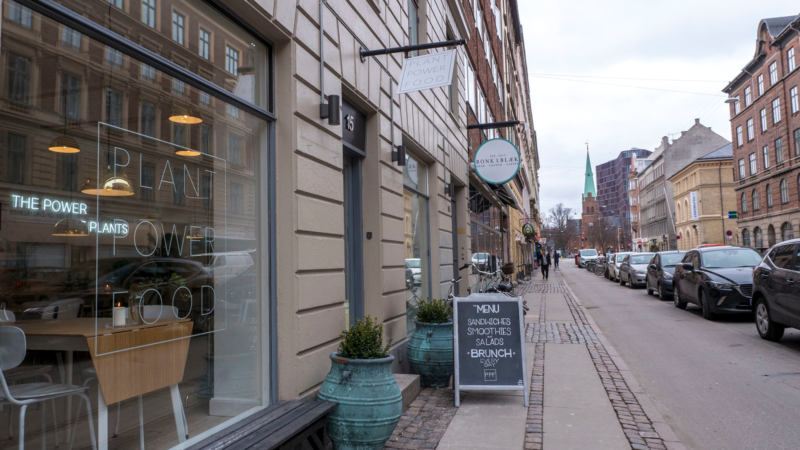 Vegan Copenhagen Restaurant and Travel Guide