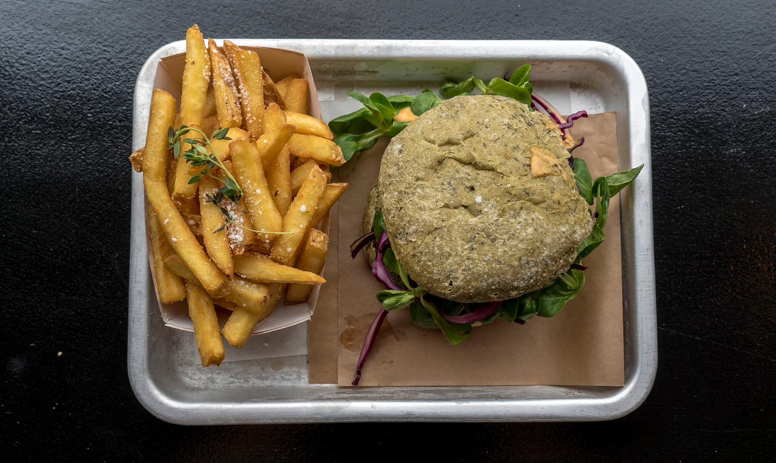 Green Burger - Vegan Burger restaurant in Copenhagen