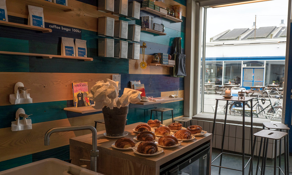 5 Top Copenhagen Coffee Shops: Prolog