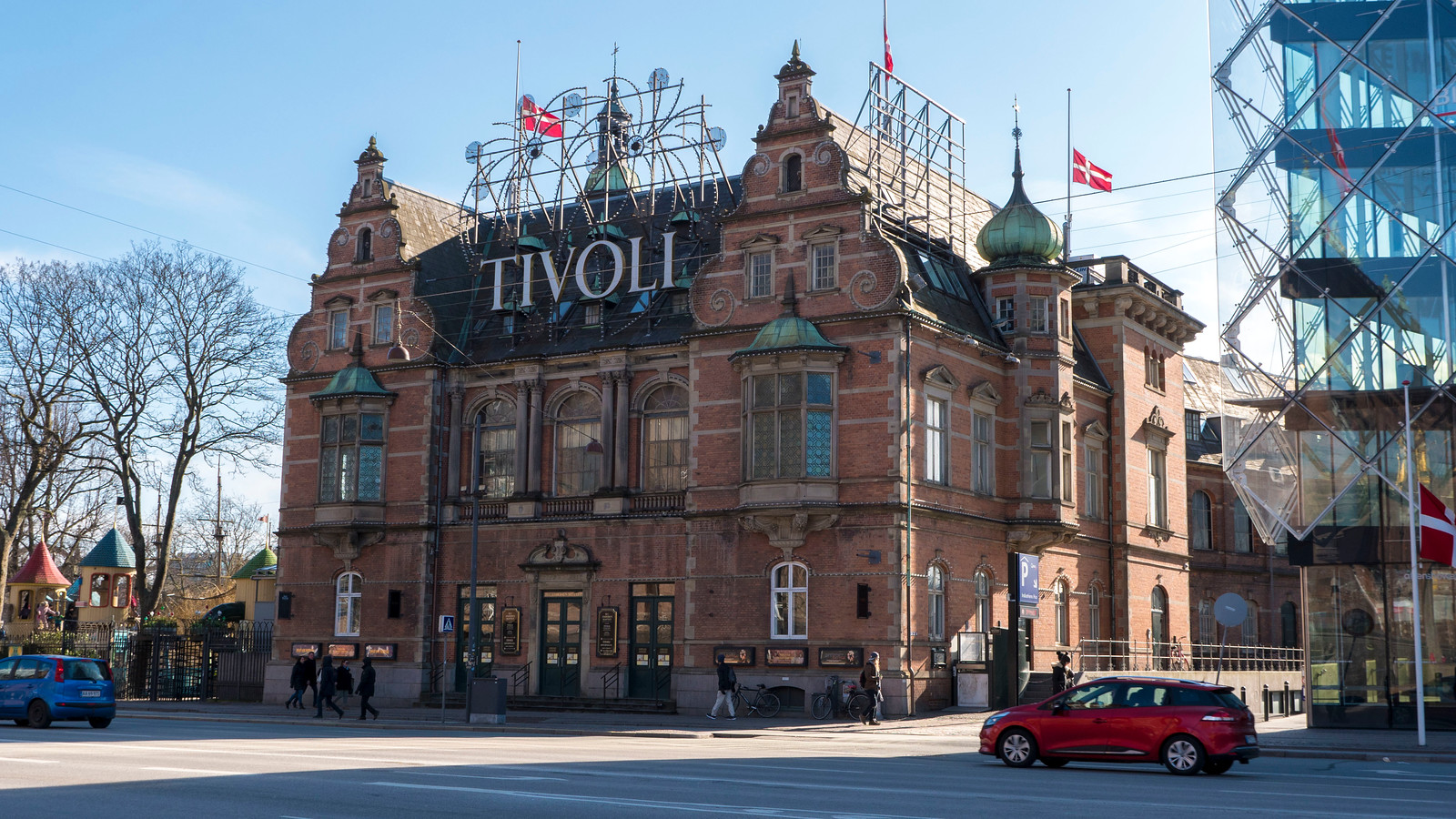 3 Days in Copenhagen Itinerary and Travel Guide - Tivoli Gardens