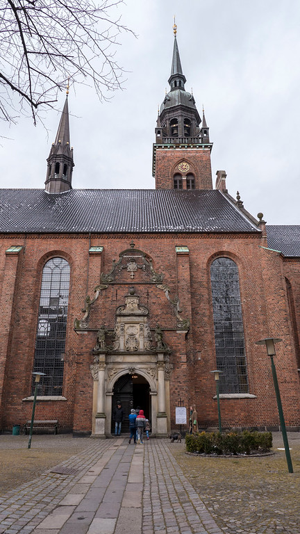 Helligåndskirken (Church of the Holy Spirit) in Copenhagen